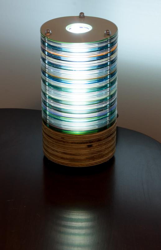 Jim Watters Technical Cd Lamp 3